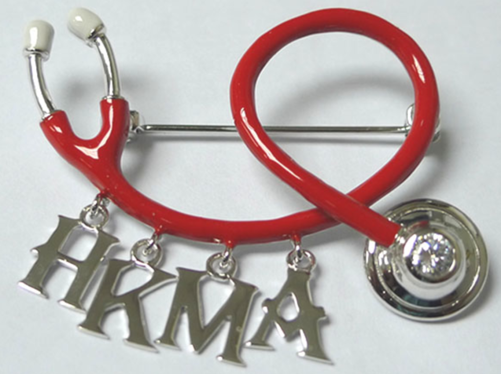Medical-Dangling-Brooch