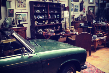 auction car