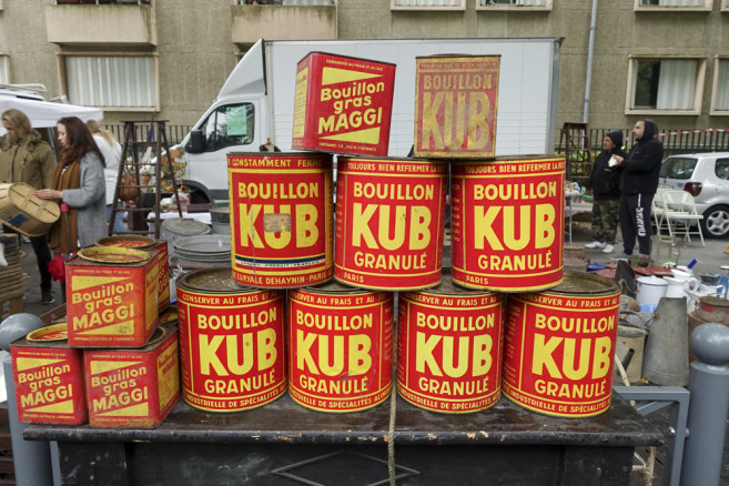 bouillion kub braderie lille