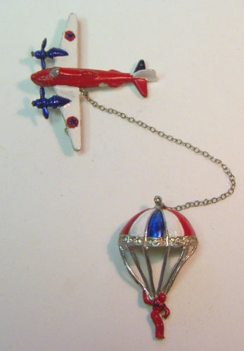 vintage-airplane-brooch